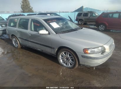 2003 VOLVO V70 T5 TURBO