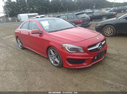 2014 MERCEDES-BENZ CLA 250 4MATIC