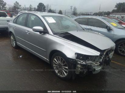 2010 VOLVO S40 2.4I