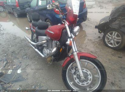 2002 HONDA VT1100 C