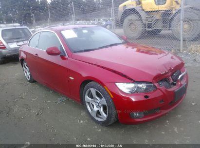 2010 BMW 328 I SULEV