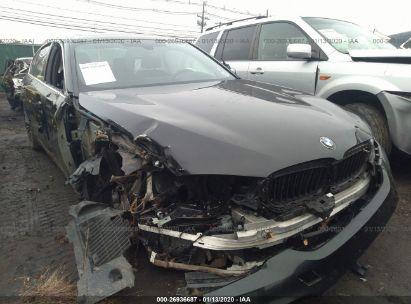 2017 BMW 540 XI