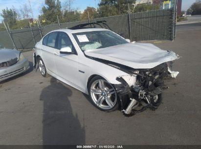 2016 BMW 5 SERIES I