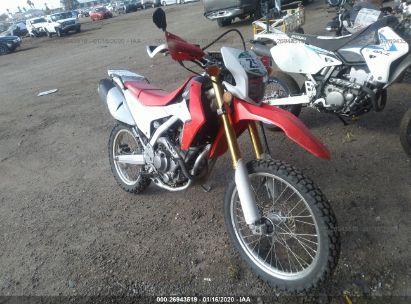 2014 HONDA CRF250 L