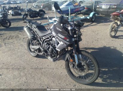 2016 TRIUMPH MOTORCYCLE TIGER 800XCX