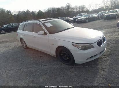 2006 BMW 5 SERIES XIT