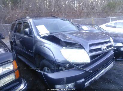 2003 TOYOTA 4RUNNER SR5/SPORT