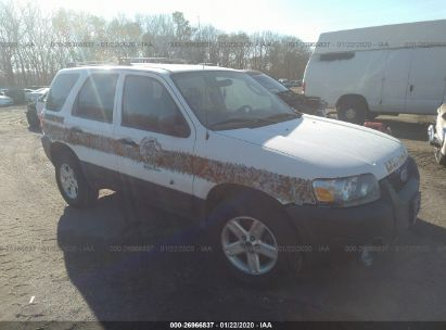 2006 FORD ESCAPE HEV