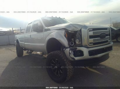 2015 FORD F350 SUPER DUTY