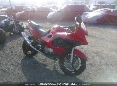 2000 SUZUKI GSX600 F