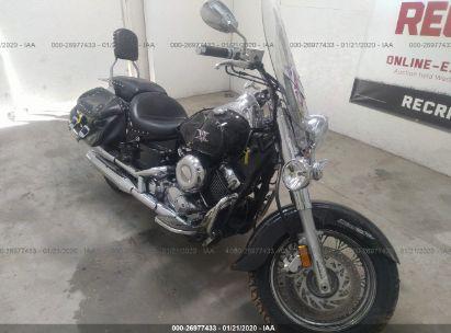 2009 YAMAHA XVS650 A/AT