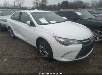 2016 TOYOTA CAMRY LE/XLE/SE/XSE