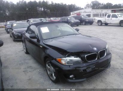 2012 BMW 128 I