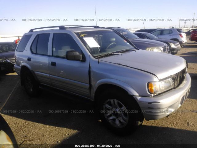 4s2ck58wx24328099 Isuzu Rodeo S Ls Lse View History And