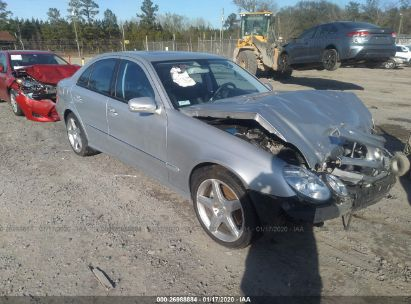 2009 MERCEDES-BENZ E 350 4MATIC