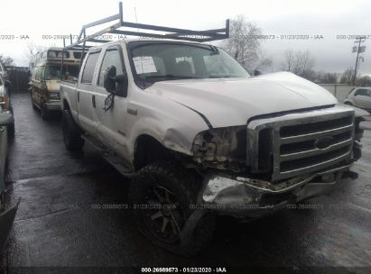 2005 FORD F350 SRW SUPER DUTY