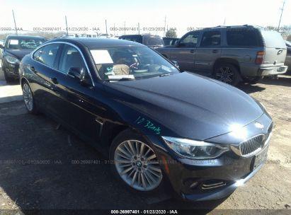 2015 BMW 428 I/GRAN COUPE/SULEV
