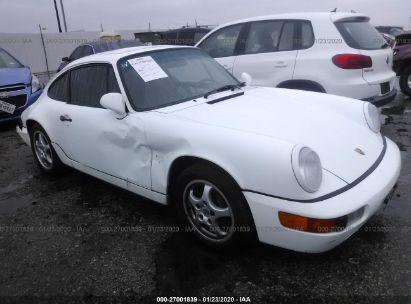 1993 PORSCHE 911 CARRERA 2/CARRERA 4