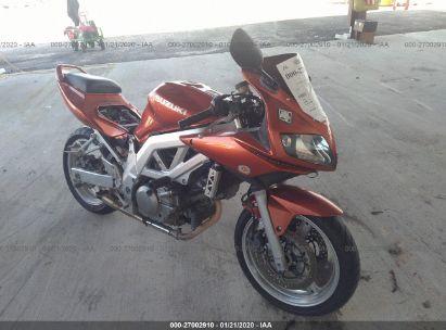 2003 SUZUKI SV650