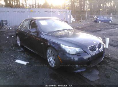 2009 BMW 550 I