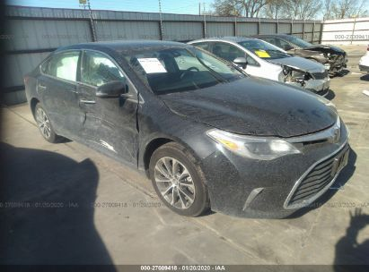 2018 TOYOTA AVALON XLE PLUS/PREMIUM/TOUR/LTD