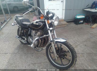 1983 KAWASAKI KZ550 C