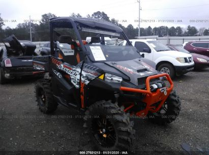 2016 POLARIS RANGER XP 900 EPS HIGH LIFTER ED