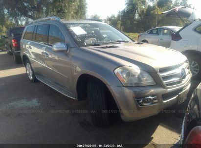 2009 MERCEDES-BENZ GL