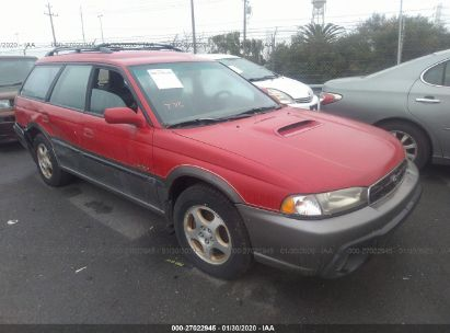 1998 SUBARU LEGACY 30TH ANN OUTBACK/LTD/SPT