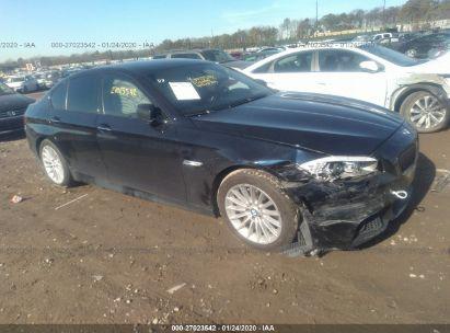 2013 BMW 550 XI