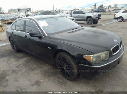 2003 BMW 745 LI