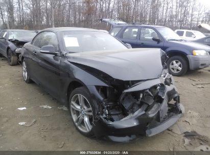 2016 BMW 428 XI SULEV