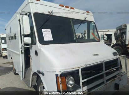 2004 WORKHORSE CUSTOM CHASSIS FORWARD CONTROL CHASSIS P4500
