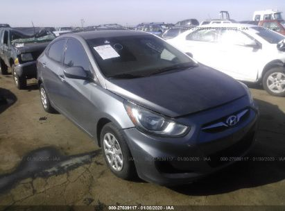 2014 HYUNDAI ACCENT GLS/GS