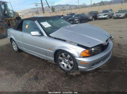 2001 BMW 325 CI
