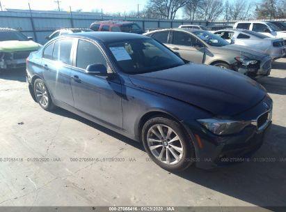 2016 BMW 320 I