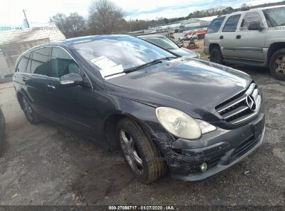2010 MERCEDES-BENZ R 350 BLUETEC