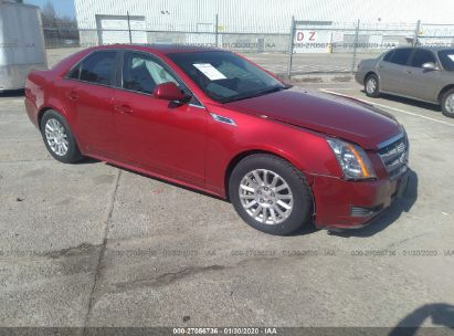 2010 CADILLAC CTS LUXURY COLLECTION
