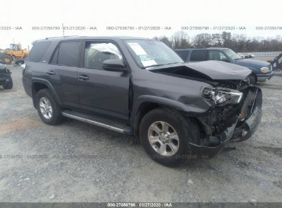 2014 TOYOTA 4RUNNER SR5/LIMITED