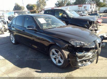 2015 BMW 328 XI SULEV