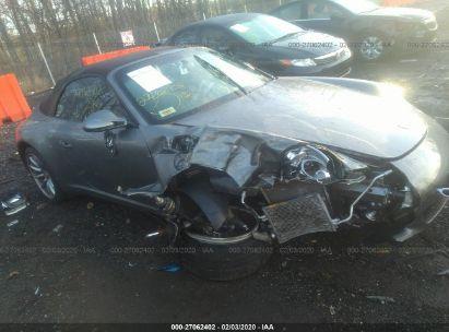 2009 PORSCHE 911 CARRERA S CABRIOLET/4S
