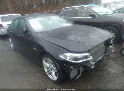 2015 BMW 550 XI