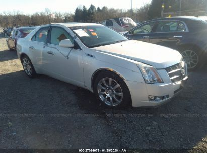 2009 CADILLAC CTS HI FEATURE V6