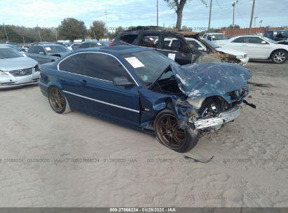 2000 BMW 323 CI