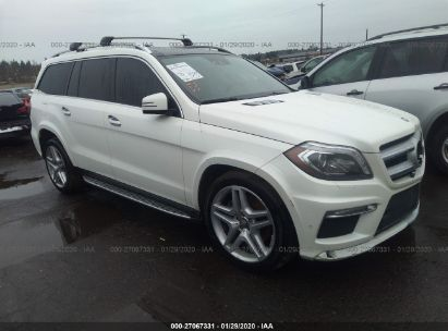 2015 MERCEDES-BENZ GL 550 4MATIC