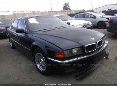 1996 BMW 740 IL
