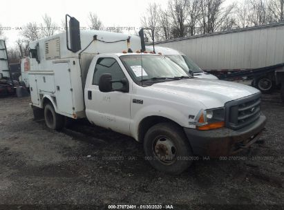 2001 FORD F350 SUPER DUTY