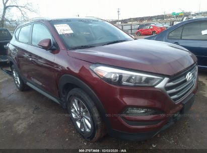 2017 HYUNDAI TUCSON LIMITED/SPORT AND ECO/SE