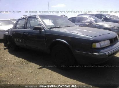 1993 OLDSMOBILE CUTLASS CIERA S