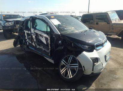 2017 BMW I3 REX